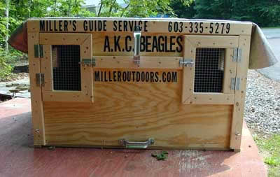 Drawing Plans for Building a Dog Box | eHow.com